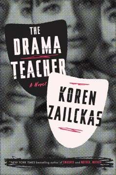 The drama teacher cover image