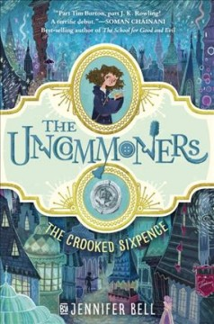 The crooked sixpence cover image