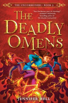 The deadly omens cover image