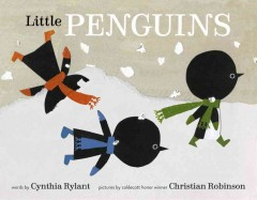 Little penguins cover image