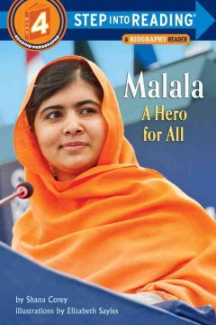 Malala : a hero for all cover image