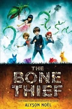 The bone thief cover image