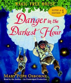 Danger in the darkest hour cover image