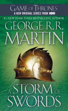 A storm of swords a song of ice and fire: book three cover image