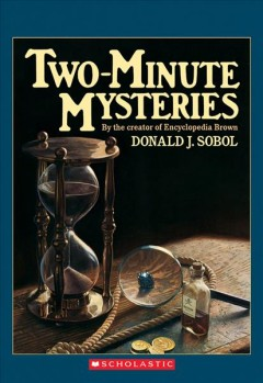 Two-minute mysteries cover image