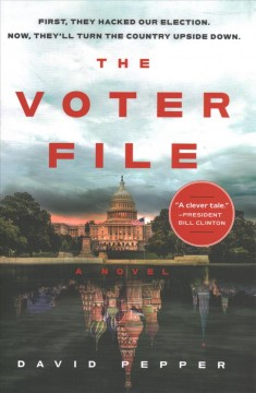 The voter file cover image