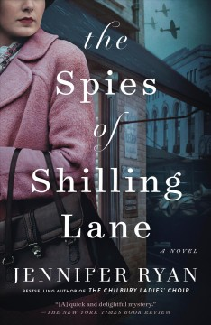 The spies of Shilling Lane cover image