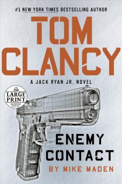 Tom Clancy, enemy contact cover image
