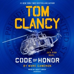 Tom Clancy code of honor cover image