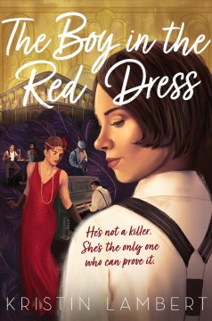 The boy in the red dress cover image
