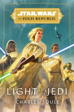 Light of the Jedi cover image
