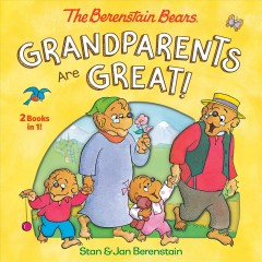 Grandparents are great! cover image