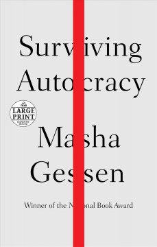 Surviving autocracy cover image