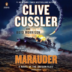 Marauder : a novel of the Oregon files cover image