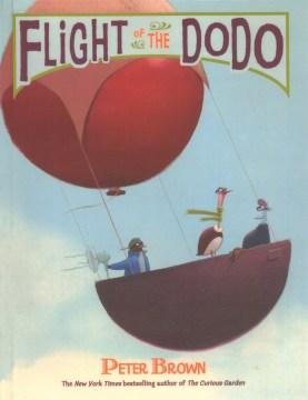 Flight of the dodo cover image