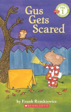 Gus gets scared cover image