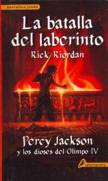 La Batalla del Laberinto cover image