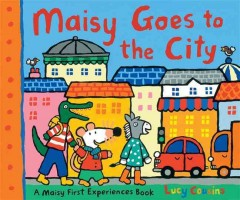Maisy goes to the city cover image