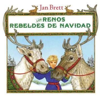 Los renos rebeldes de Navidad cover image