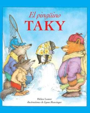 El pingüino Taky cover image