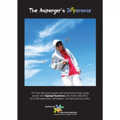 The Asperger's difference a film for and about young people with Asperger Syndrone cover image