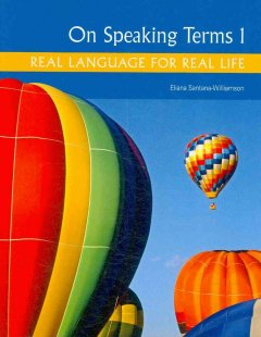 On speaking terms. 1 real language for real life cover image
