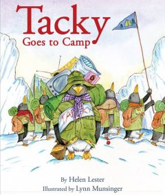 Tacky goes to camp cover image