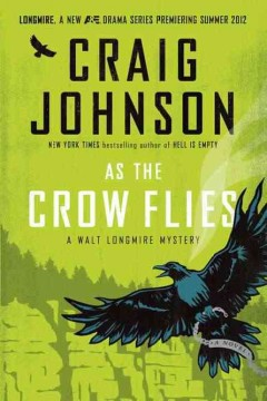 As the crow flies cover image