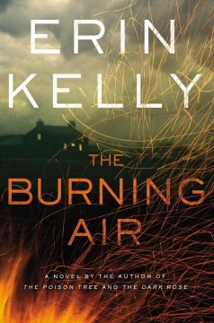 The burning air cover image