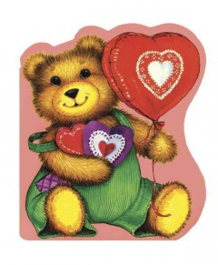 Corduroy's Valentine's day cover image