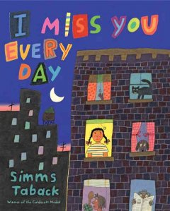 I miss you every day cover image