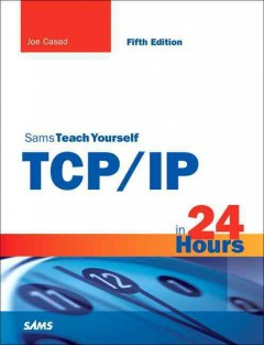 Sams teach yourself TCP/IP in 24 hours cover image