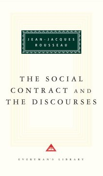 The social contract ; and, The discourses cover image