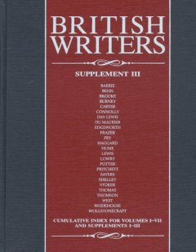 British writers. Supplement III cover image
