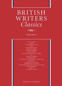 British writers classics. Volume II cover image