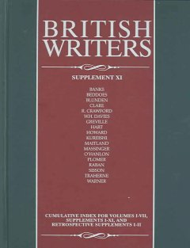 British writers. Supplement XI cover image