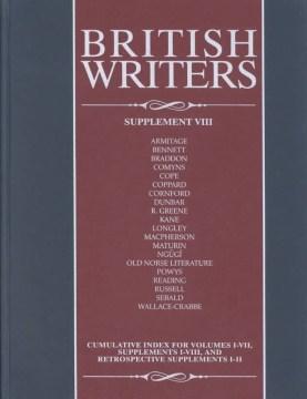British writers. Supplement VIII cover image