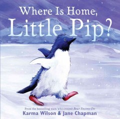 Where is home, Little Pip? cover image