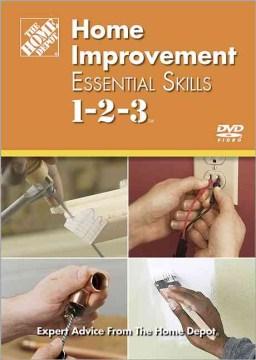 Home improvement essential skills 1-2-3 cover image