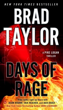 Days of rage a Pike Logan thriller cover image