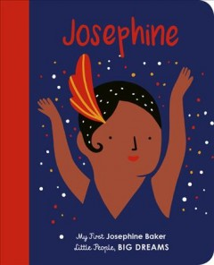 Josephine : my first Josephine Baker cover image