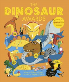 The Dinosaur Awards cover image