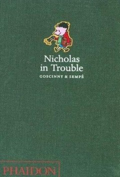 Nicholas in trouble cover image