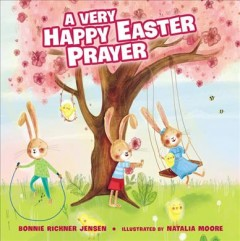 A very happy Easter prayer cover image