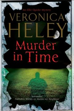 Murder in time cover image