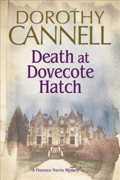 Death at Dovecote Hatch cover image