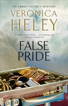 False pride : a Bea Abbot agency mystery cover image