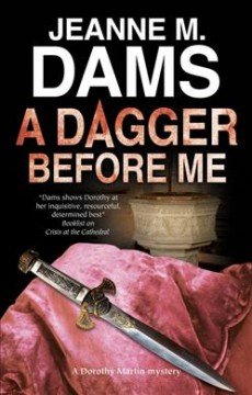 A dagger before me cover image