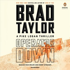 Operator down a Pike Logan thriller cover image
