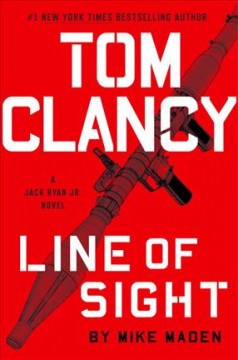Tom Clancy line of sight cover image